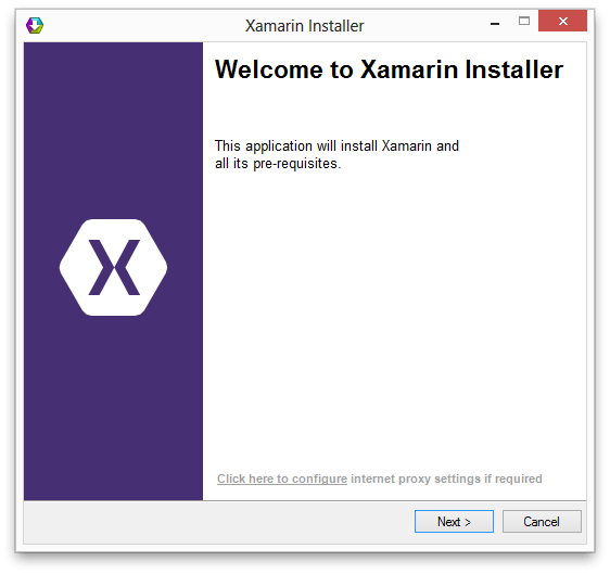 xamarin android player download