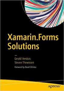 Xamarin.Forms Solutions book cover